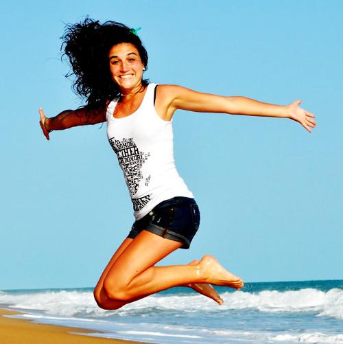 Rester motivé et avec le sourire !