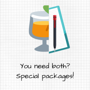 Packages with group and individual sessions